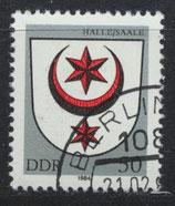 2858  philat. Stempel (DDR)