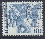 CH 1107 A gestempelt