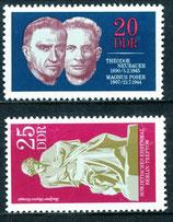 DDR 1603-1604  postfrisch