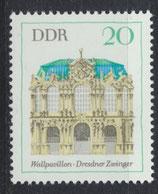 DDR 1436  postfrisch