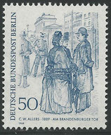 337  postfrisch  (BERL)