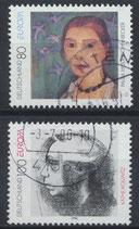 BRD 1854-1855 gestempelt