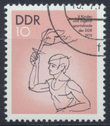 DDR 2065 philat. Stempel