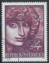 AT 1727 gestempelt