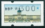 300 (Pf) ATM 1 postfrisch (BERL)
