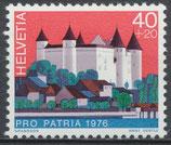 1076 postfrisch (CH)