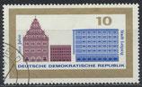 DDR 1126  philat. Stempel