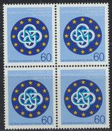 BERL 721 postfrisch Viererblock
