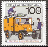878 postfrisch (BERL)