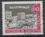 BERL 225 gestempelt