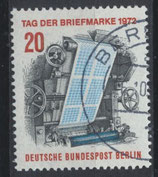 BERL 439 gestempelt