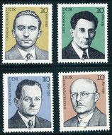 2589-2592 postfrisch (DDR)