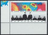 1973 postfrisch Eckrand links unten (BRD)