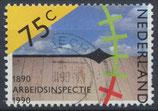 NL 1376 gestempelt