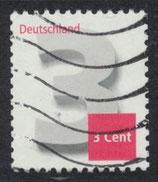 BRD 2964 gestempelt