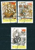 1009-1011 gestempelt (ST-Schiffe)