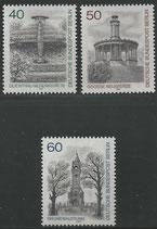 BERL 634-636  postfrisch