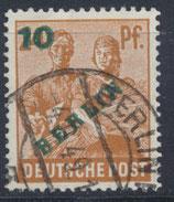 BERL 65 gestempelt