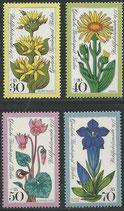 510-513  postfrisch  (BERL)