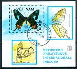 Block 67   1998 gestempelt (VT-Schmetterlinge)
