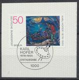 BERL 572  gestempelt mit Ersttagssonderstempel