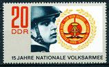 1652 postfrisch (DDR)