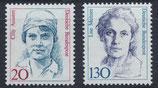 BRD 1365-1366 postfrisch