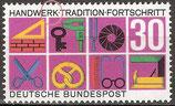 553 / DE0441-006 gestempelt (Plattenfehler DE)