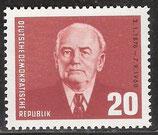 807 postfrisch (DDR)