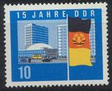 DDR 1063A  postfrisch