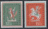 433-434 postfrisch (SAAR)