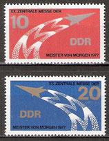 2268-2269 postfrisch (DDR)