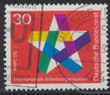 BRD 582 gestempelt (2)