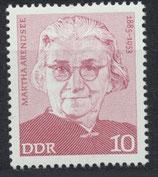 DDR 2012 postfrisch