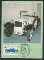 BERL 663 Maximumkarte