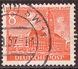 BERL 46 gestempelt