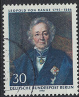 BERL 377 gestempelt