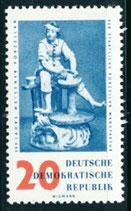 777 postfrisch (DDR)