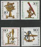 641-644  postfrisch  (BERL)