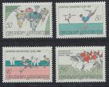 LIE 947-950 postfrisch