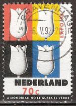 NL 1433 gestempelt