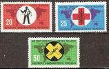 942-944 postfrisch (DDR)