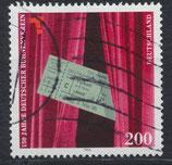 BRD 1857 gestempelt