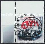 BRD 2043 gestempelt mit Eckrand links oben (2)