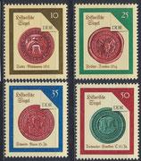 DDR 3156-3159 postfrisch
