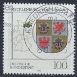 BRD 1661  gestempelt