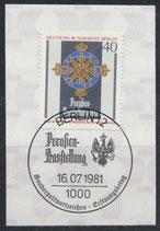 BERL 648   mit Ersttagsonderstempel