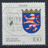 BRD 1660  gestempelt