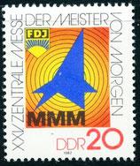 2750 postfrisch (DDR)