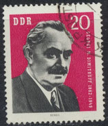 DDR 894  philat. Stempel